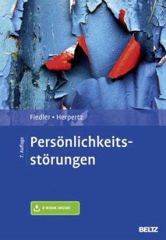 Persönlichkeitsstörungen - Fiedler, Peter;Herpertz, Sabine
