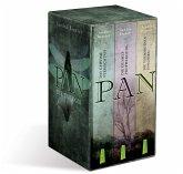Die Pan-Trilogie im Schuber / Pan-Trilogie Bd.1-3