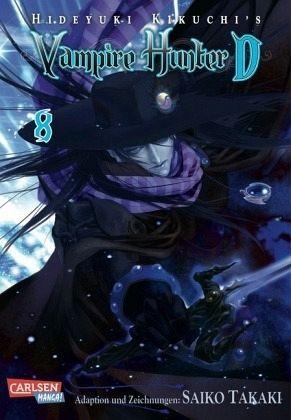 Buch-Reihe Vampire Hunter D
