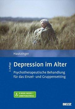 Depression im Alter - Hautzinger, Martin