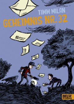 Geheimnis Nr. 32 - Milan, Timm