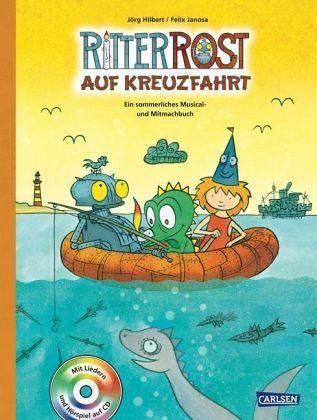 Buch-Reihe Ritter Rost Musicalbuch von Jörg Hilbert