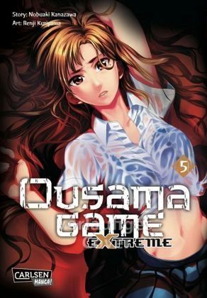 Buch-Reihe Ousama Game Extreme