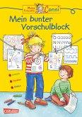 Mein bunter Vorschulblock / Conni Gelbe Reihe Bd.22