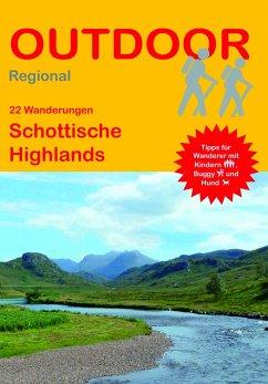 22 Wanderungen Schottische Highlands - Dietrich, Doris