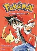 Pokémon - Die ersten Abenteuer Bd.1
