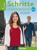 Schritte international Neu 1. Kursbuch + Arbeitsbuch + CD zum Arbeitsbuch