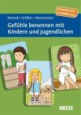 Gefühle benennen mit Kindern und Jugendlichen, Bildkarten