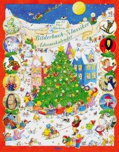Bilderbuch-Klassiker Adventskalender - Ende, Michael; Kruse, Max; Napp, Daniel; Osterwalder, Markus; Moost, Nele; Janosch; Hilbert, Jörg