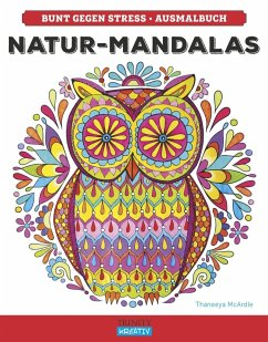 Natur-Mandalas - McArdle, Thaneeya