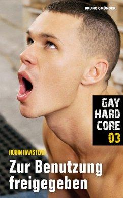 Gay Hardcore 03: Zur Benutzung freigegeben (eBook, ePUB)
