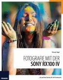 Fotografie mit der Sony RX100 IV (eBook, ePUB)