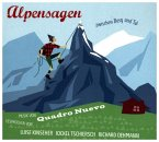Alpensagen, 1 Audio-CD