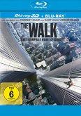 The Walk - Eine triumphale wahre Geschichte (Blu-ray 3D, 2 Discs)