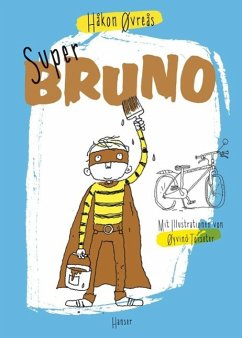 Super-Bruno / Super-Helden Bd.1 - Øvreås, Håkon