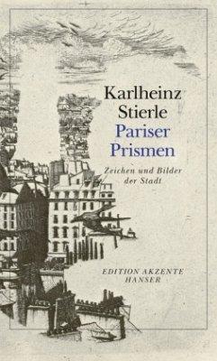 Pariser Prismen - Stierle, Karlheinz