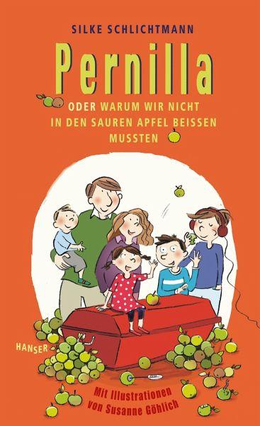 Buch-Reihe Pernilla