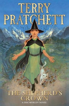 The Shepherd's Crown - Pratchett, Terry