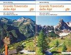 Grande Traversata delle Alpi. Paket Nord und Süd