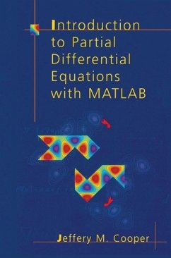 Introduction to Partial Differential Equations with MATLAB (eBook, PDF)