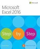 Microsoft Excel 2016 Step by Step (eBook, PDF)