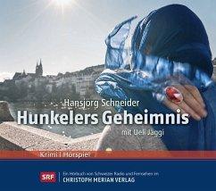 Hunkelers Geheimnis / Kommissär Hunkeler Bd.9 (3 Audio-CDs) - Schneider, Hansjörg