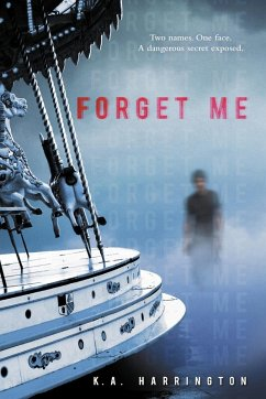 Forget Me (eBook, ePUB) - Harrington, K. A.