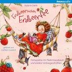 Erdbeerinchen Erdbeerfee. Hokuspokus im Fledermausbaum und andere Vorlesegeschichten, 1 Audio-CD