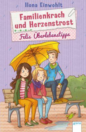 Buch-Reihe Zettelkram und Kopfsalat - Felis Überlebenstipps
