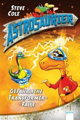 Buch-Reihe Astrosaurier