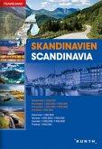 Reiseatlas Skandinavien; Scandinavia