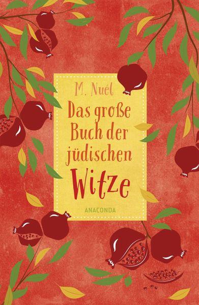 Das große Buch der jüdischen Witze - Nuél, M.