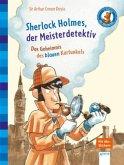 Das Geheimnis des blauen Karfunkels / Sherlock Holmes, der Meisterdetektiv Bd.1