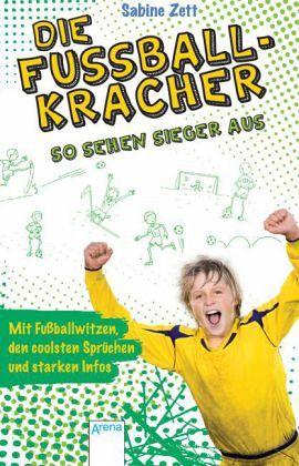 Buch-Reihe Die Fußballkracher von Sabine Zett