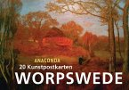 Postkartenbuch Worpswede
