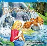 Magie im Glitzerwald / Eulenzauber Bd.4 (2 Audio-CDs)