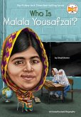 Who Is Malala Yousafzai? (eBook, ePUB)