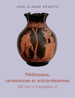 Méditations, cartésiennes et anti-cartésiennes (eBook, ePUB)