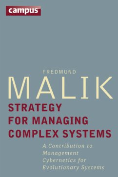 Strategy for Managing Complex Systems - Malik, Fredmund