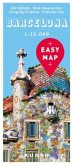 EASY MAP Deutschland/Europa Barcelona
