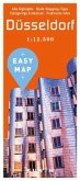 EASY MAP Deutschland/Europa Düsseldorf