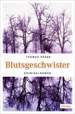 Blutsgeschwister - Hesse, Thomas