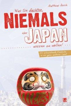 Was Sie dachten, NIEMALS über JAPAN wissen zu w...