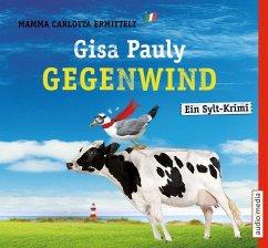 Gegenwind / Mamma Carlotta Bd.10 (6 Audio-CDs) - Pauly, Gisa