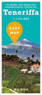 EASY MAP TENERIFFA