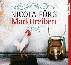 Markttreiben / Kommissar Weinzierl Bd.8 (5 Audio-CDs) - Förg, Nicola