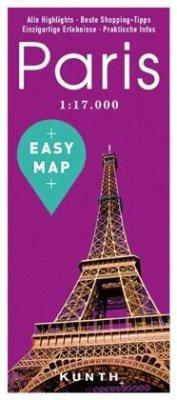 EASY MAP Deutschland/Europa Paris