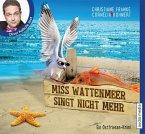 Miss Wattenmeer singt nicht mehr / Ostfriesen-Krimi Bd.3 (4 Audio-CDs)