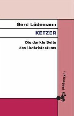 Ketzer - Lüdemann, Gerd