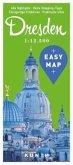 EASY MAP Deutschland/Europa Dresden